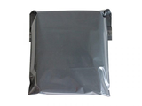 Wholesale Logo Printed Black Garment Poly Bag Matte Polymailer