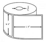 Diameter Core Direct Thermal Label