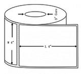 Diameter Core Direct Thermal Labels