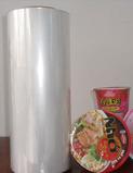 POF bowl noodles film