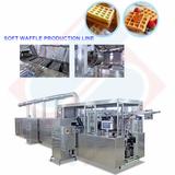 Soft waffle production line