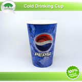 cold drinking cup