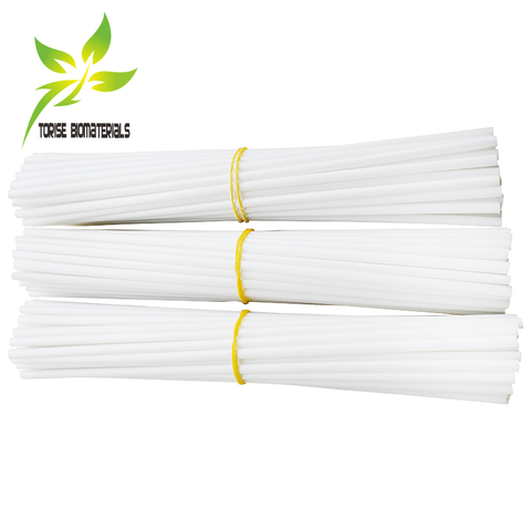 100% Biodegradable And Compostable Drinking Straws With EN13432 BPI OK Compost Home