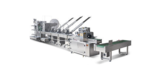 napkin cutlery packing machine