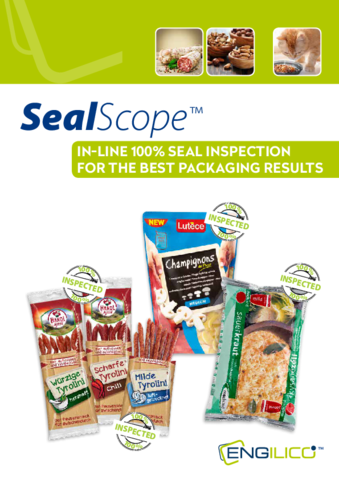 SealScope 100% INLINE INSPECTION
