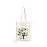 nature friendly colored cotton canvas bag