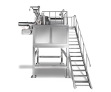 HLZ Series High Shear Mixer Granulators