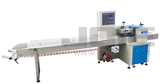 JY 320F Automatic Inverted flow wrapping machine