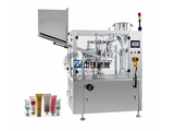 ZHF 100YC Plastic Tube Filling and Sealing Machine