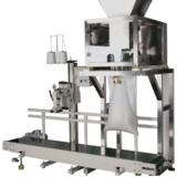 Semi-Automatic bulk weighing stitching system