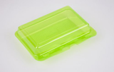 HINGED ONE COLOR MINI SNACK BOX