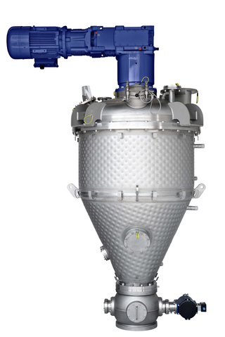 01 Conical Paddle Dryer (CPD) 1000 ltr