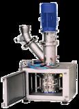 Flexomix mixer agglomerator FXD 160