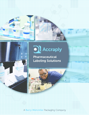 Accraply Pharmaceutical Labelling