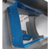 Hygienic design hopper 60L