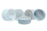 PLASTIC CAPS, WITH OR WITHOUT DESICCANT AND SEALS GASKETS