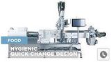 Hygienisches Schnellwechsel-Design