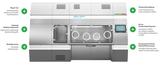 Sterilitätstest Isolator STISO